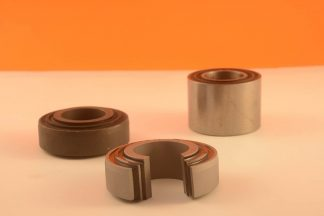 elasto-Flex-Bushings XX1527 89x32 XX NR 55 Shore A