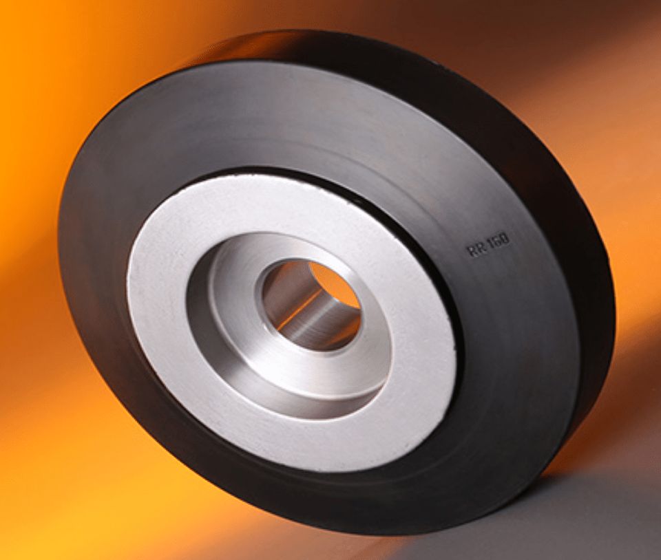 elasto-Friction-Wheels RR160 160x40 RR NR 80 Shore A