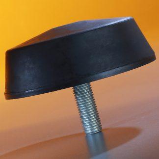 elasto-K-Bumpers K2517h 25×17 K M6/18 NR 68 Shore A 1