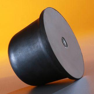 elasto-KE-Bumpers KE5035 50x35 KE M10/I NR 57 Shore A