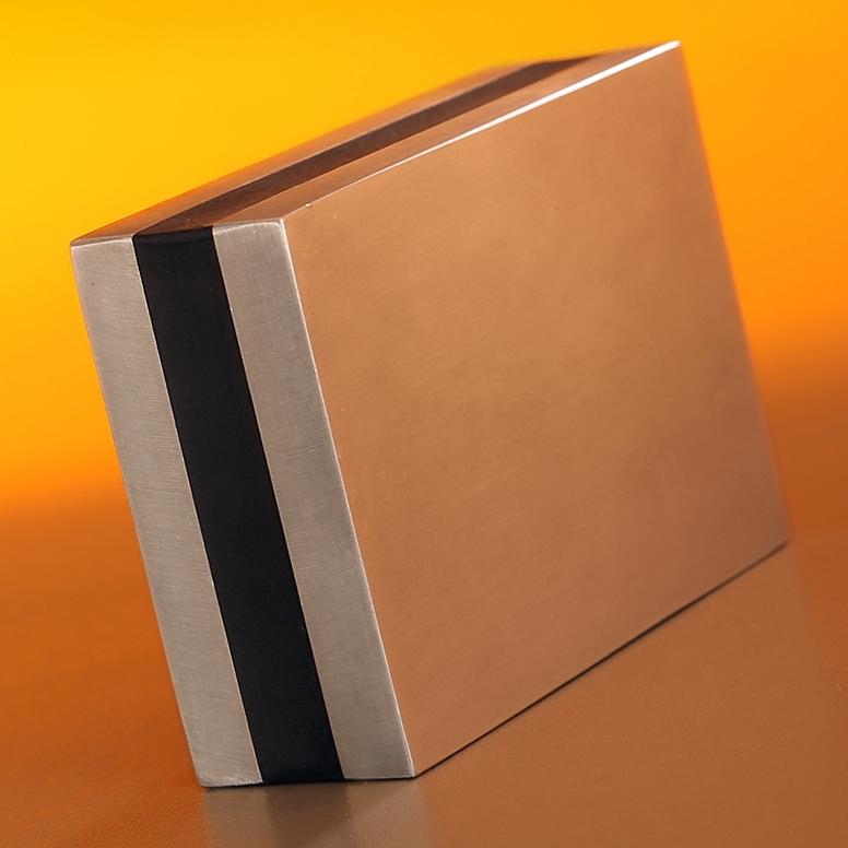 elasto-A-Sandwich-Bars A1080h 101.6x80x2000 A NR 68 Shore A